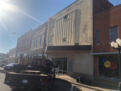 212 E Choctaw Street, McAlester, OK 74501 - #: 2109925