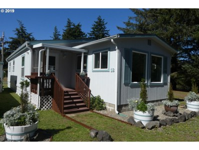 702 Agate Beach Rd UNIT 18, Port Orford, OR 97465 - #: 19179885