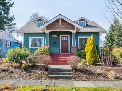 4303 SE 45TH Ave, Portland, OR 97206 - #: 19448092