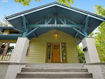 4104 SE Ash St, Portland, OR 97214 - #: 19474621