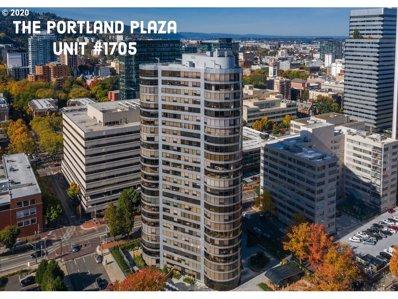 1500 SW 5TH Ave UNIT 1705, Portland, OR 97201 - #: 20118313