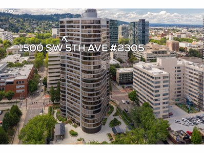 1500 SW 5TH Ave UNIT 2305, Portland, OR 97201 - #: 20148349