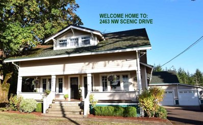 2463 Scenic NW, Albany, OR 97321 - #: 740746