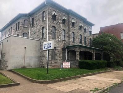 21 N Front Street, Milton, PA 17847 - #: 20-79213