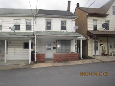 1657 Tioga Street, Coal Township, PA 17866 - #: 20-84425