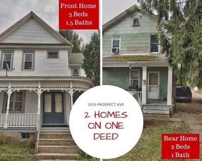 1015 Prospect Ave, Scranton, PA 18505 - #: 17-4845