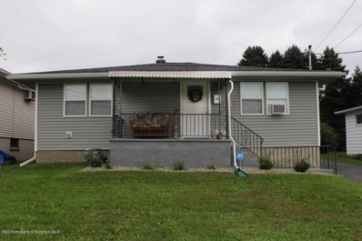 819 Moosic Road, Old Forge, PA 18518 - #: 18-4972