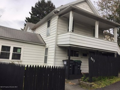 807 Poplar St, Mayfield, PA 18433 - #: 19-2186