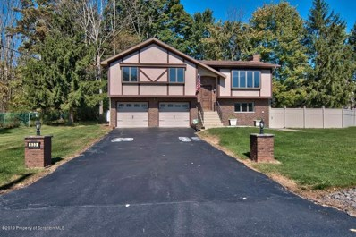 633 White Birch Rd, South Abington Twp, PA 18411 - #: 19-4502