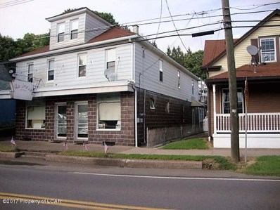 128 Main Street, Mocanaqua, PA 18655 - #: 17-6638