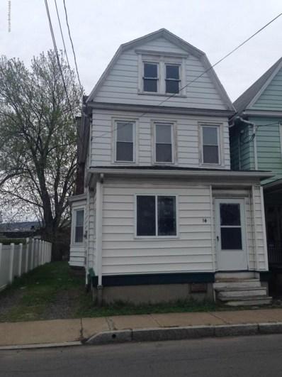 14 Barney St, Wilkes-Barre, PA 18702 - #: 18-1407