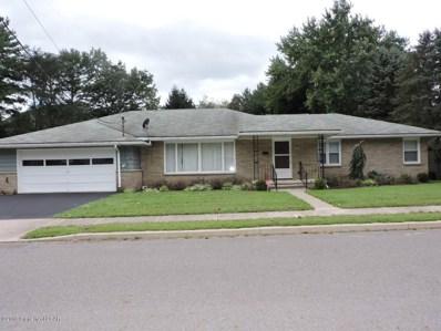 45 Jeanette Street, Mocanaqua, PA 18655 - #: 18-5076