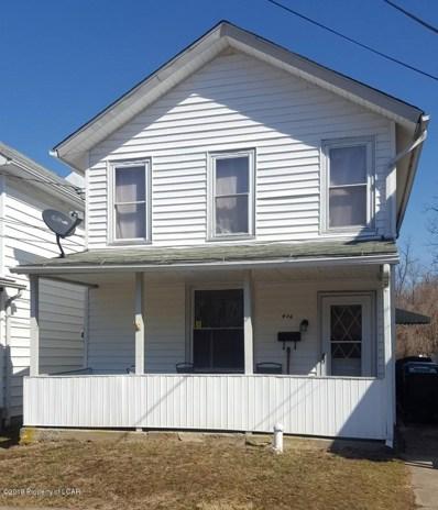 476 Beaumont Street, Warrior Run, PA 18706 - #: 19-1136