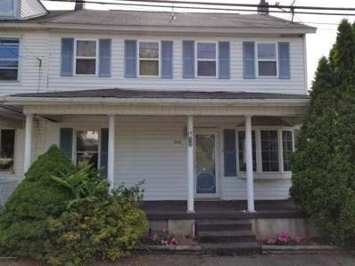 889 Center Street, Sheppton, PA 18248 - #: 19-3211