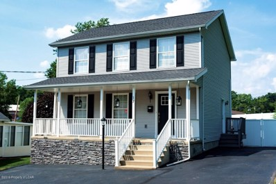 17 Law Street, Pittston, PA 18640 - #: 19-4237