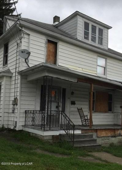 16 Crow Street, Plains, PA 18705 - #: 19-5479