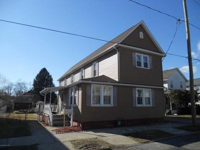 576 Miller Street, Luzerne, PA 18709 - #: 19-601