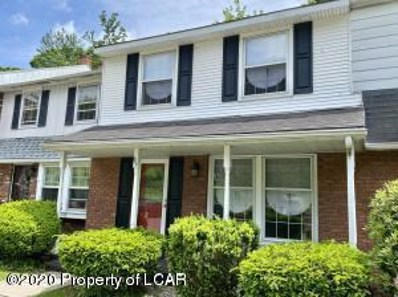 107 Haverford Drive, Wilkes-Barre, PA 18702 - #: 20-2983