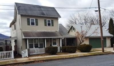 312 Ore Street, Bowmanstown Borough, PA 18030 - #: 568606