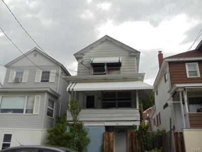 69 E Garibaldi Avenue, Nesquehoning Borough, PA 18240 - #: 582900