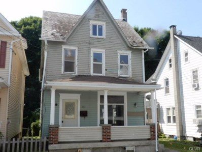 410 William Street, Pen Argyl Borough, PA 18072 - #: 586638