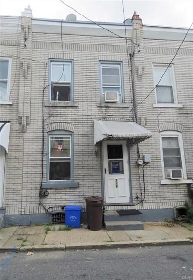 746 Laufer Street, Bethlehem City, PA 18015 - #: 587301