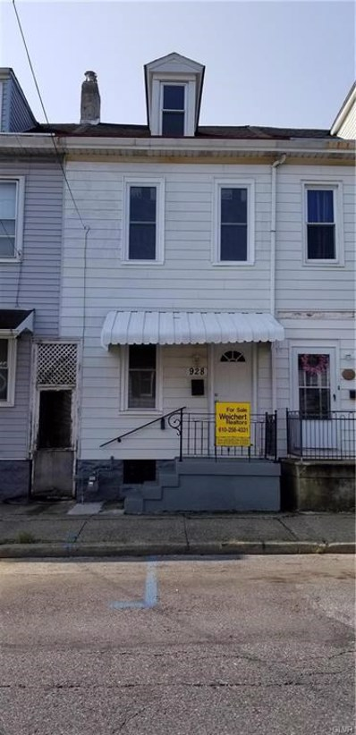928 Lehigh Street, Easton, PA 18042 - #: 588180