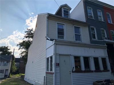 414 N Law Street, Allentown City, PA 18102 - #: 588786