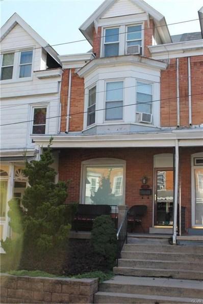 319 N Fulton Street, Allentown City, PA 18102 - #: 588818