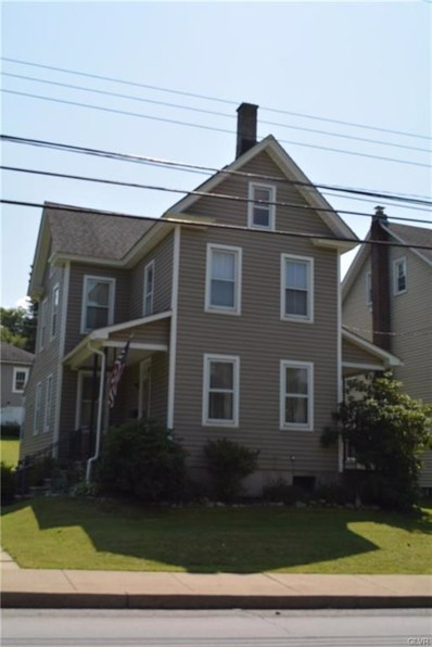 451 W Central Avenue, East Bangor Borough, PA 18013 - #: 589000