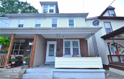 1033 W Wilkes Barre Street, Easton, PA 18042 - #: 589464