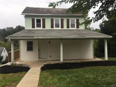 4025 W Grant Street, Washington Twp, PA 18079 - #: 589897
