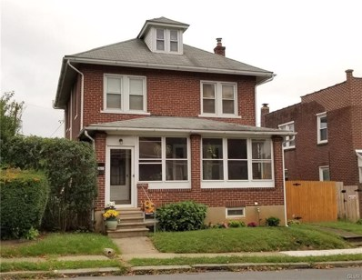 908 Wood Street, Bethlehem City, PA 18018 - #: 590337