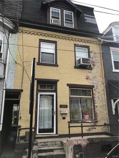 818 W Chew Street, Allentown City, PA 18102 - #: 593871