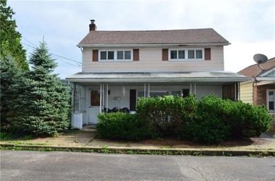 34 W Garibaldi Avenue, Nesquehoning Borough, PA 18240 - #: 595627