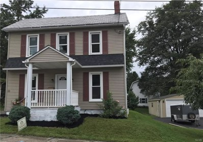 19 Gladstone Street, East Bangor Borough, PA 18013 - #: 595650