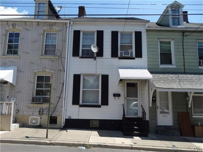 431 N Church Street, Allentown City, PA 18102 - #: 596244
