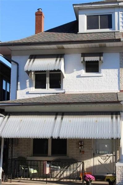 1122 Stanley Avenue, Fountain Hill Boro, PA 18015 - #: 596678