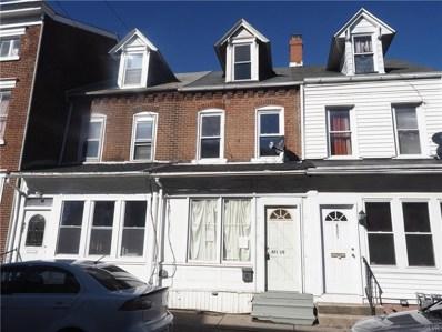 821 N Liberty Street, Allentown City, PA 18102 - #: 601558