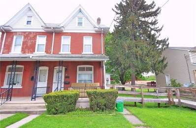 11 E Lexington Street, Allentown City, PA 18103 - #: 610379