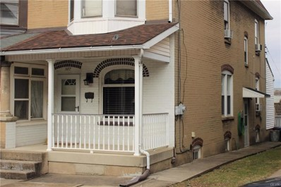 327 W Lincoln Street, Easton, PA 18042 - #: 611802