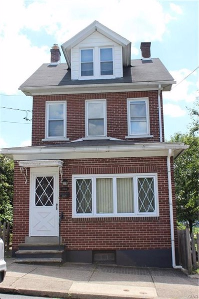 528 S Clewell Street, Fountain Hill Boro, PA 18015 - #: 613433
