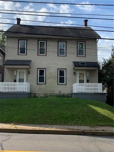 323 W Central Avenue, East Bangor Borough, PA 18013 - #: 620678