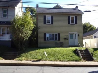 327 W Central Avenue, East Bangor Borough, PA 18013 - #: 624960