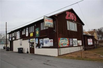 432 White Street, Weissport Borough, PA 18235 - #: 630205