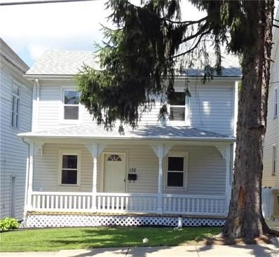 132 W Central Avenue, East Bangor Borough, PA 18013 - #: 645289