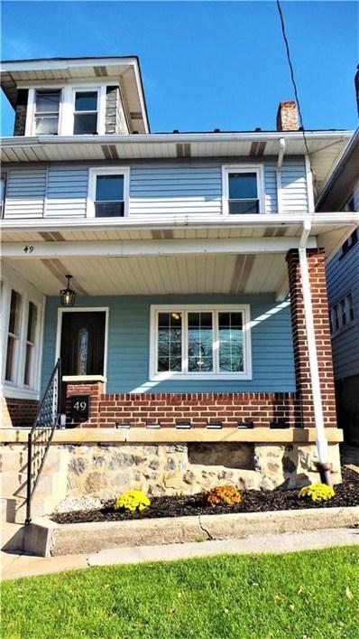 49 N Wright Street, Easton, PA 18042 - #: 654565