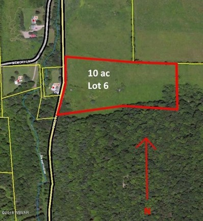 Lot 6 Sweet Hollow Road, Middlebury Center, PA 16935 - #: WB-84638