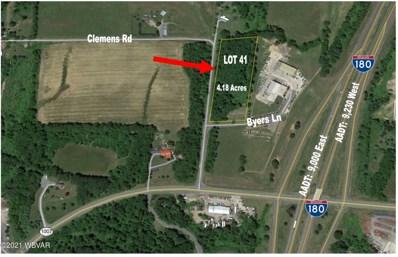 81 Byers Lane Unit LOT 4, Watsontown, PA 17777 - #: WB-88592