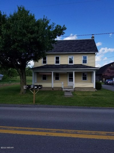 126 Madisonburg Pike Road, Madisonburg, PA 16852 - #: WB-90333